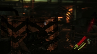 Test Resident Evil 6 Xbox 360 - Screenshot 319