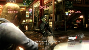Test Resident Evil 6 Xbox 360 - Screenshot 320