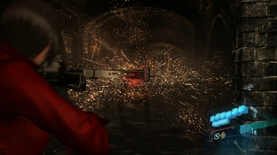 Test Resident Evil 6 Xbox 360 - Screenshot 322
