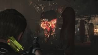 Resident Evil 6 360 - Screenshot 613