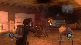 Test Resident Evil : Operation Raccoon City Xbox 360 - Screenshot 110