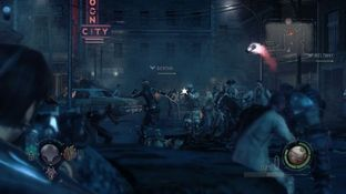 Test Resident Evil : Operation Raccoon City Xbox 360 - Screenshot 112