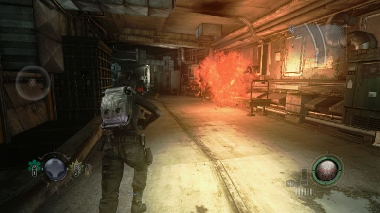 Images Resident Evil : Operation Raccoon City Xbox 360 - 122