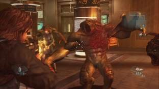 Test Resident Evil : Revelations Xbox 360 - Screenshot 83