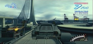Test Ridge Racer 6 Xbox 360 - Screenshot 153