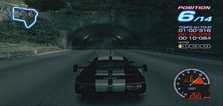 Test Ridge Racer 6 Xbox 360 - Screenshot 157