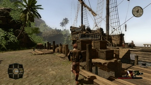 Test Risen 2 : Dark Waters Xbox 360 - Screenshot 75
