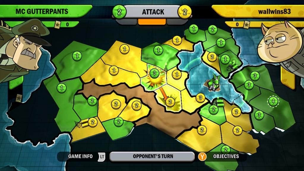 RISK : Factions