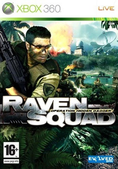 Raven Squad Rs00x30f