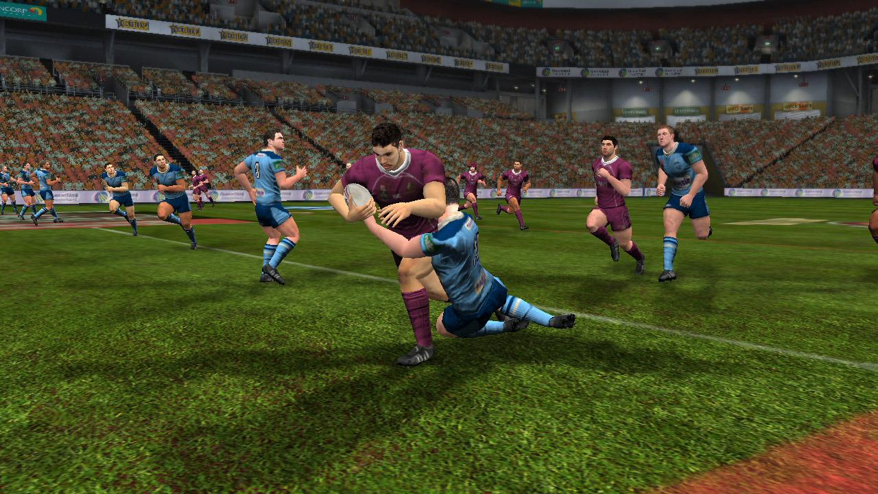 jeuxvideo.com Rugby League Live - Xbox 360 Image 7 sur 9