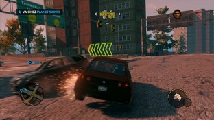 Test Saints Row : The Third Xbox 360 - Screenshot 159