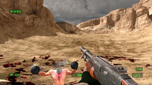 Serious Sam HD : The First Encounter Xbox 360