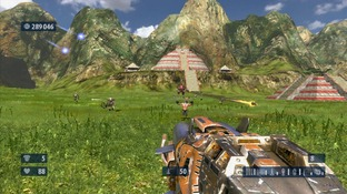Serious Sam HD : The Second Encounter Xbox 360