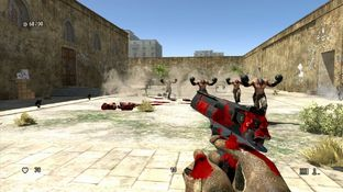 Test Serious Sam III : BFE Xbox 360 - Screenshot 32