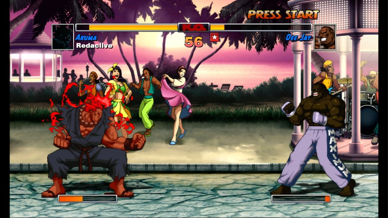 jeuxvideo.com Super Street Fighter II Turbo HD Remix - Xbox 360 Image