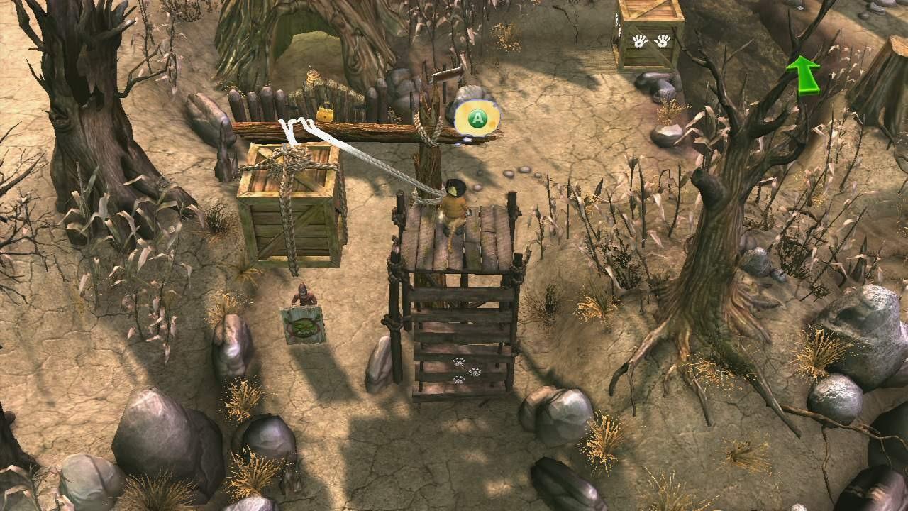 jeuxvideo.com Shrek 4 : Il était une Fin - Xbox 360 Image 15 sur 53