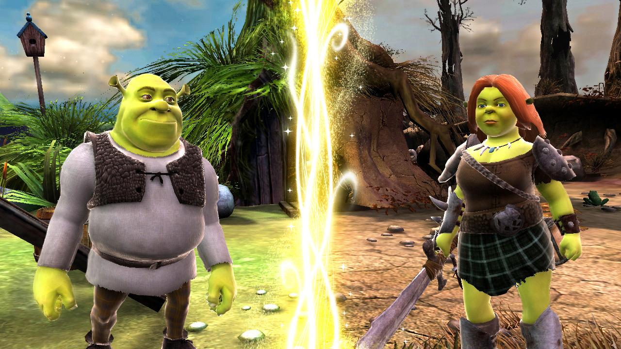 jeuxvideo.com Shrek 4 : Il était une Fin - Xbox 360 Image 7 sur 53