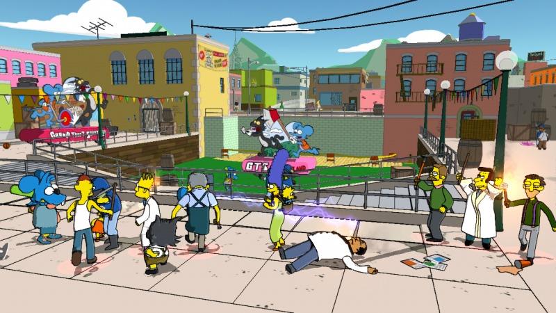 jeuxvideo.com Les Simpson : Le Jeu - Xbox 360 Image 5 sur 129