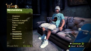 Test Skate 2 Xbox 360 - Screenshot 55