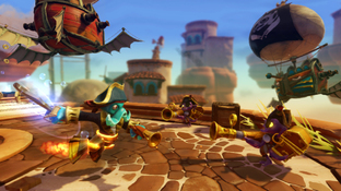 Aperçu Skylanders SWAP Force Xbox 360 - Screenshot 9