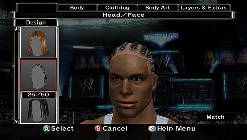 لعبة المصارعة الأكثر واقعية للواقع Wwe Smack down vs. Raw 2007 Smvsx3075