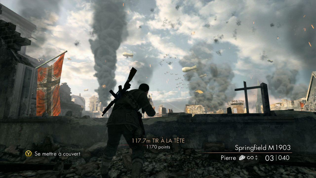 jeuxvideo.com Sniper Elite V2 - Xbox 360 Image 14 sur 133
