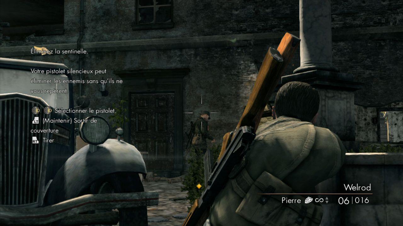 jeuxvideo.com Sniper Elite V2 - Xbox 360 Image 26 sur 133