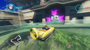 Sonic & All Stars Racing Transformed Xbox 360