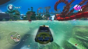 Test Sonic & All Stars Racing Transformed Xbox 360 - Screenshot 64