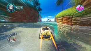 Test Sonic & All Stars Racing Transformed Xbox 360 - Screenshot 65