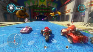 Test Sonic & All Stars Racing Transformed Xbox 360 - Screenshot 69