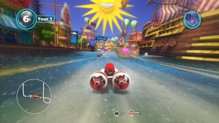 Test Sonic & All Stars Racing Transformed Xbox 360 - Screenshot 72