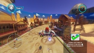 Test Sonic & All Stars Racing Transformed Xbox 360 - Screenshot 73