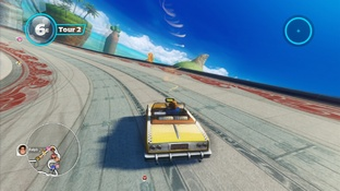 Sonic & All Stars Racing Transformed 360 - Screenshot 122