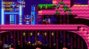 Images et sortie de Sonic CD