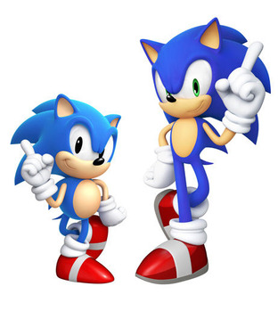 Sonic Generations [Region Free] (Exclu) [FS]
