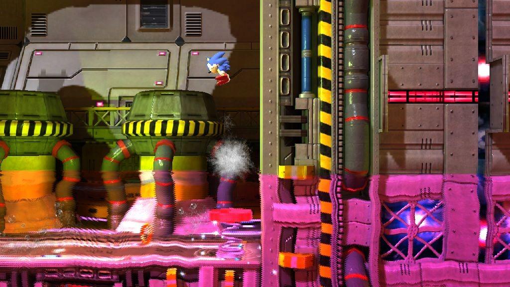 Sonic Generations- Xbox 360