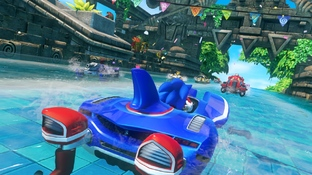 Aperçu Sonic All Stars Racing Transformed Xbox 360 - Screenshot 2