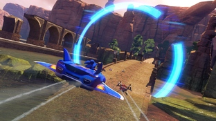 Aperçu Sonic All Stars Racing Transformed Xbox 360 - Screenshot 3