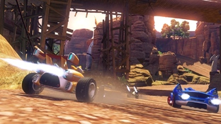 Aperçu Sonic All Stars Racing Transformed Xbox 360 - Screenshot 5
