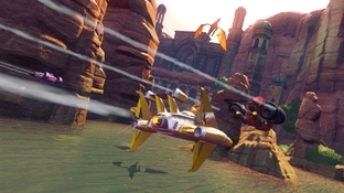 Aperçu Sonic All Stars Racing Transformed Xbox 360 - Screenshot 6