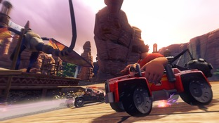 GC 2012 : Sonic & All Stars Racing Transformed en édition limitée