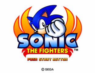 Sonic the Fighters Xbox 360