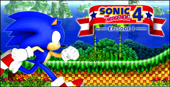 Test Sonic the Hedgehog 4 : Episode I - Xbox 360