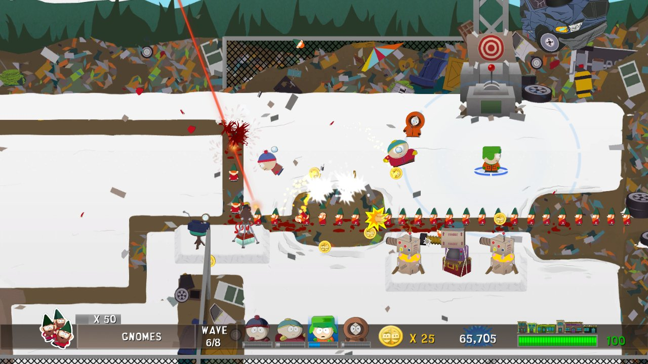 Jeuxvideo com south park let s go tower defense play xbox 360