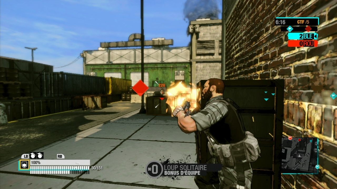Images Special Forces Team X Xbox 360 - 11