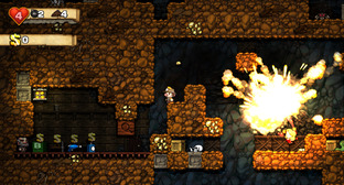 Une date pour Spelunky PC