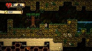 Spelunky annoncé sur PS3 et Vita