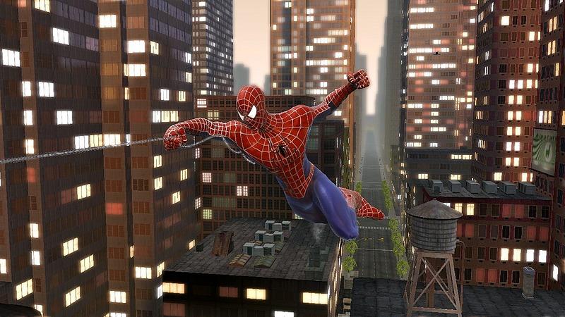 لعبة spider