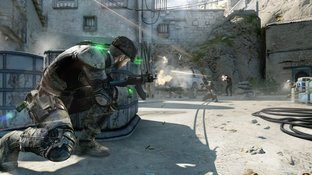 Amazon liste Splinter Cell Blacklist sur Wii U